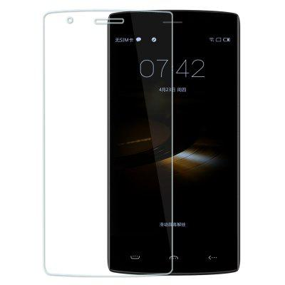 Original HOMTOM HT7 Silica Case + Tempered Glass Screen Protector