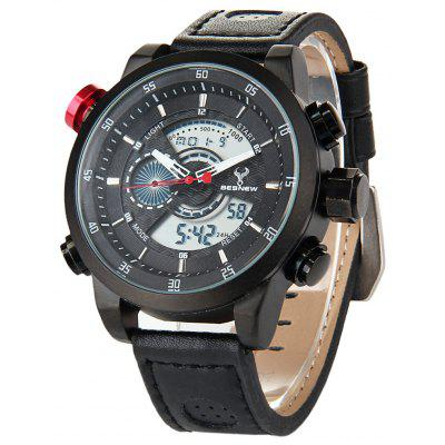 Besnew BN-1503 Masculino LED Sports Watch