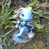 Lovely 12cm Height Fish Action Figure Fun Decoration Table / Bookshelf Ornamentation Gift for Kids - COLORMIX