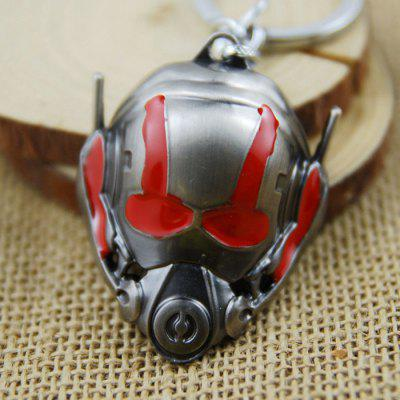 Helmet Model Key Ring Pendant 5cm Decoration Spaceship Shape Movie Product