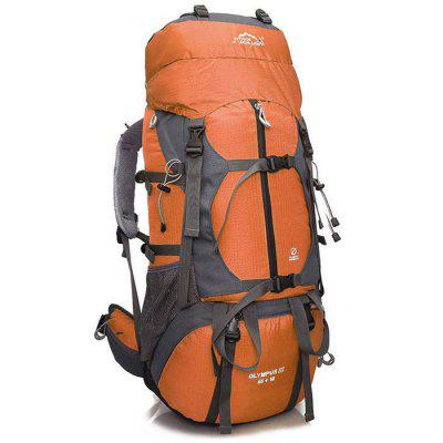 LOCAL LION 60L Water Resistant Trekking BackpackBackpacks<br>LOCAL LION 60L Water Resistant Trekking Backpack<br><br>Brand: LOCAL LION<br>Capacity: Above 40L<br>Color: Blue,Green,Orange,Red,Yellow<br>Features: Water Resistance, Tactical Style, Rain Cover, Laptop Bag<br>For: Traveling, Tactical, Other, Cycling, Climbing, Camping<br>Material: Nylon<br>Package Contents: 1 x LOCAL LION 60L Trekking Backpack<br>Package size (L x W x H): 69.00 x 37.00 x 10.00 cm / 27.17 x 14.57 x 3.94 inches<br>Package weight: 1.650 kg<br>Product size (L x W x H): 67.00 x 35.00 x 25.00 cm / 26.38 x 13.78 x 9.84 inches<br>Product weight: 1.500 kg<br>Type: Backpack