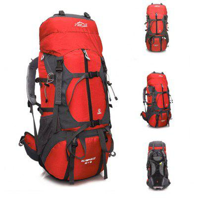 LOCAL LION 60L Wasserdichter Wanderrucksack