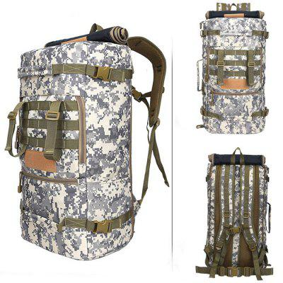 Buy CAMOUFLAGE LOCAL LION 50L Water Resistant Trekking Backpack for $33.07 in GearBest store