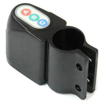 Bicycle Security Alarm Anti-theft with Code Lock