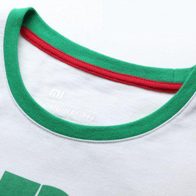 Xiaomi Soccer White T ShirtWeight Lifting Clothes<br>Xiaomi Soccer White T Shirt<br><br>Best Use: Climbing,Cycling,Leisures,Running,Sports<br>Brand: Xiaomi<br>Gender: Unisex<br>Package Contents: 1 x T-Shirt<br>Package size: 25.00 x 18.00 x 2.00 cm / 9.84 x 7.09 x 0.79 inches<br>Package weight: 0.200 kg<br>Product weight: 0.130 kg