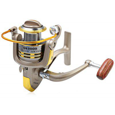 GS - 3000 12 Ball Bearings Spinning Fishing Reel 5.2 : 1