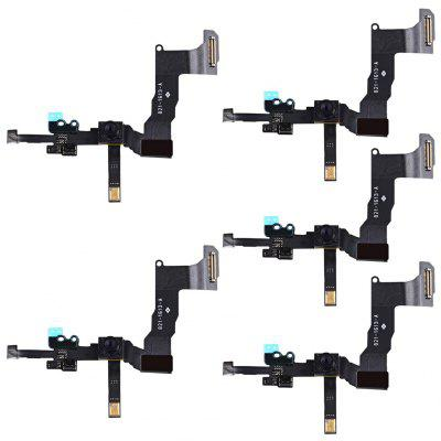 5Pcs Front Camera With Sensor Flex Cable for iPhone 5s