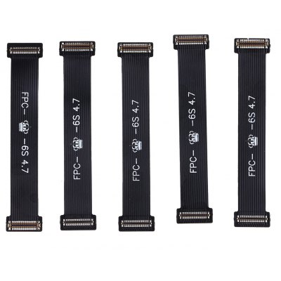 5Pcs Testing Flex Cable for iPhone 6s