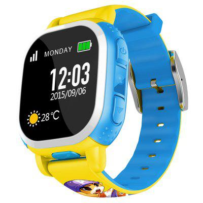 Tencent QQ Watch European Edition Children 1.22 inch GPS Smartwatch Phone