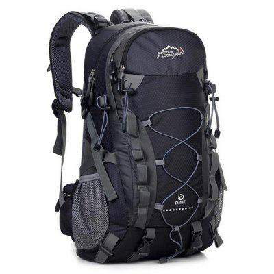 Buy BLACK LOCAL LION 24L Water Resistant Nylon Trekking Backpack for $34.76 in GearBest store