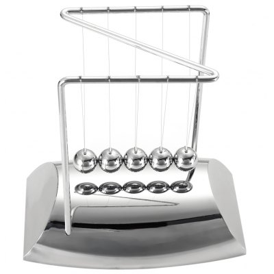 Z Type Cradle Ball Pendulum Pool Home Decor Office Desk Ornaments