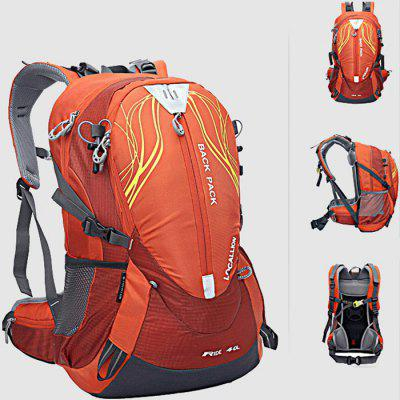 LOCAL LION 40L Nylon Water Resistant Cycling Backpack