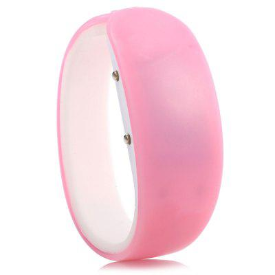 Jijia Dolphin Shape Dial White Digital Date LED Watch Candy ColorLED Watches<br>Jijia Dolphin Shape Dial White Digital Date LED Watch Candy Color<br><br>Available Color: Black,Blue,Lake blue,Light Green,Orange,Pink,Purple,Red,White,Yellow<br>Band material: Plastic + rubber<br>Band size: 19.5 x 1.7 cm / 7.68 x 0.67 inches<br>Brand: Jijia<br>Case material: Plastic<br>Clasp type: Conjoined clasp<br>Dial size: 5.5 x 3.0 x 1.0 cm / 2.17 x 1.18 x 0.39 inches<br>Display type: Digital<br>Movement type: Digital watch<br>Outer perimeter: 19.5 - 20.3 cm / 7.68 - 7.99 inches<br>Package Contents: 1 x Jijia LED Watch<br>Package size (L x W x H): 8.00 x 4.00 x 2.00 cm / 3.15 x 1.57 x 0.79 inches<br>Package weight: 0.056 kg<br>People: Female table,Male table<br>Product size (L x W x H): 19.50 x 3.00 x 1.00 cm / 7.68 x 1.18 x 0.39 inches<br>Product weight: 0.026 kg<br>Shape of the dial: Dolphin shape<br>Special features: EL Back-light, Date<br>Watch style: LED