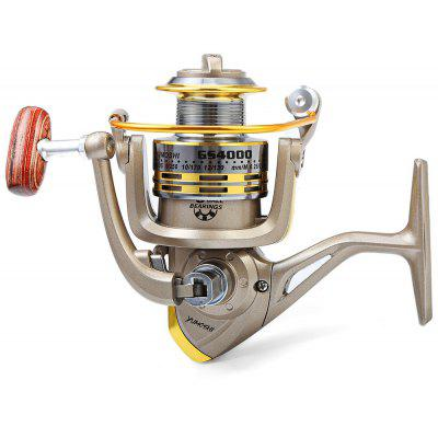 GS - 4000 12 Ball Bearings Spinning Fishing Reel 5.2 : 1