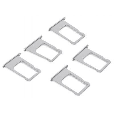 5Pcs / Set SIM Card Tray Slot for iPhone 5