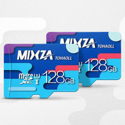 MIXZA TOHAOLL Colorful Series 128GB Micro SD Memory Card