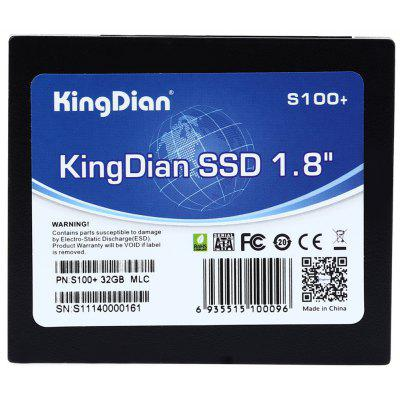 Kingdian S100 + Sólido Disco SSD Estado