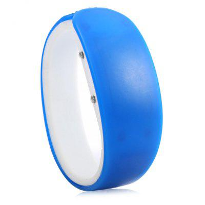 Jijia Dolphin Shape Dial Red Digital Date LED Watch Candy ColorLED Watches<br>Jijia Dolphin Shape Dial Red Digital Date LED Watch Candy Color<br><br>Available Color: Black,Blue,Lake blue,Light Green,Orange,Pink,Purple,Red,White,Yellow<br>Band material: Plastic + rubber<br>Band size: 19.5 x 1.7 cm / 7.68 x 0.67 inches<br>Brand: Jijia<br>Case material: Plastic<br>Clasp type: Conjoined clasp<br>Dial size: 5.5 x 3.0 x 1.0 cm / 2.17 x 1.18 x 0.39 inches<br>Display type: Digital<br>Movement type: Digital watch<br>Outer perimeter: 19.5 - 20.3 cm / 7.68 - 7.99 inches<br>Package Contents: 1 x Jijia LED Watch<br>Package size (L x W x H): 8.00 x 4.00 x 2.00 cm / 3.15 x 1.57 x 0.79 inches<br>Package weight: 0.0560 kg<br>People: Female table,Male table<br>Product size (L x W x H): 19.50 x 3.00 x 1.00 cm / 7.68 x 1.18 x 0.39 inches<br>Product weight: 0.0260 kg<br>Shape of the dial: Dolphin shape<br>Special features: EL Back-light, Date<br>Watch style: LED