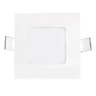 12W SMD 2835 860Lm Square Recessed LED Panel LightCeiling Lights<br>12W SMD 2835 860Lm Square Recessed LED Panel Light<br><br>Beam Angle: 150 degree, 150 degree<br>Features: Wired, Square Shape, Wired, Square Shape<br>LED Number : 60 x SMD 2835, 60 x SMD 2835<br>Luminous Flux: 860LM, 860LM<br>Optional Light Color: Warm White,White, Warm White,White<br>Package Contents: 1 x LED Ceiling Light, 1 x LED Driver, 1 x LED Ceiling Light, 1 x LED Driver<br>Package size (L x W x H): 19.00 x 19.00 x 4.00 cm / 7.48 x 7.48 x 1.57 inches, 19.00 x 19.00 x 4.00 cm / 7.48 x 7.48 x 1.57 inches<br>Package weight: 0.660 KG, 0.660 KG<br>Product size (L x W x H): 17.00 x 17.00 x 2.00 cm / 6.69 x 6.69 x 0.79 inches, 17.00 x 17.00 x 2.00 cm / 6.69 x 6.69 x 0.79 inches<br>Product weight: 0.480KG, 0.480KG<br>Sheathing Material: Acrylic, Acrylic, Aluminum Alloy, Aluminum Alloy<br>Type: Ceiling Lights, Ceiling Lights, Panel Lights, Panel Lights<br>Voltage (V): AC110-265V, AC110-265V<br>Wattage (W): 12, 12<br>Wavelength / CCT: 3000-3500K,6000-6500K, 3000-3500K,6000-6500K