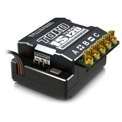 SKYRC Toro 1S 120A Brushless Competition ESC for 1 / 10 1 / 12 Scale Car