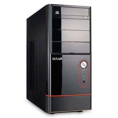 Delux MT491 Computer Cases PC Mainframe
