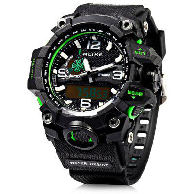 Alike AK15116 Male LED Sports Watch
