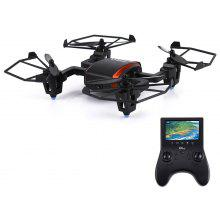 GTeng T901F 5.8GHz FPV 2.0MP 2.4GHz 4 Channel 6 Axis Gyro Quadcopter One Key Automatic Return