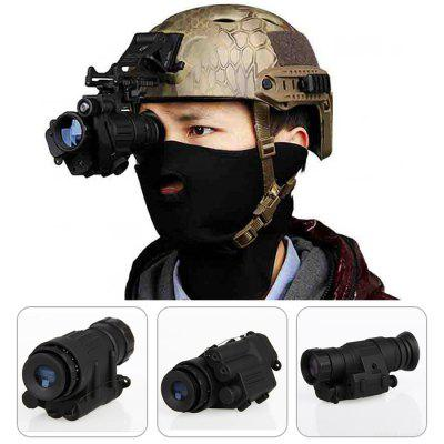2 x 30 BAK - 4 Prism Infrared Night Vision Telescope
