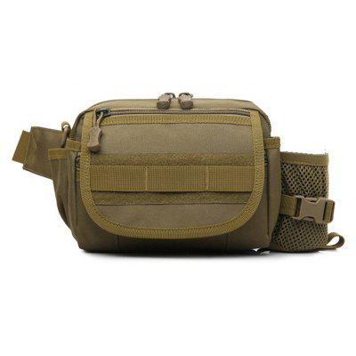 3.5L Outdoor Multipurpose Water Resistant Waist Bag for Camping Hiking