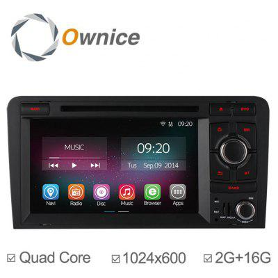 Ownice C200-OL-7966B Android 4.4.2 7.0 inch Car GPS DVD Multi-Media Player