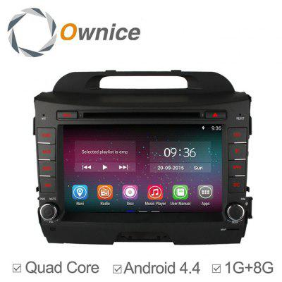 Ownice C200-OL-8732A Android 4.4.2 8.0 inch Car GPS DVD Multi-Media Player