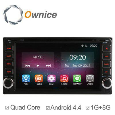 Ownice C200-OL-7606A Android 4.4.2 6.95 inch Car GPS DVD Multi-Media Player