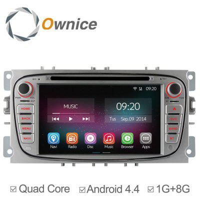 Ownice C200-OL-7202A Android 4.4.2 7.0 inch Car GPS DVD Multi-Media Player