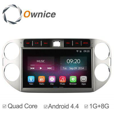 Ownice C200-OL-1909A Android 4.4.2 10.2 inch Car GPS Multi-Media Player for VW Volkswagen Tiguan