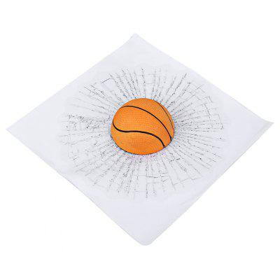3D Car Ball Window Sticker