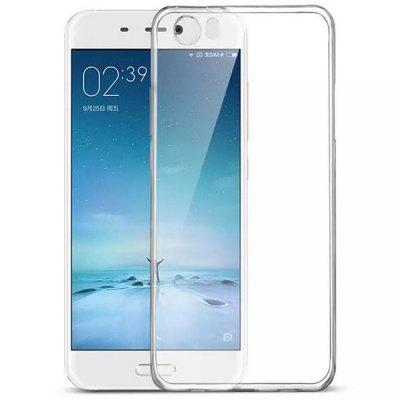 ASLING Transparent TPU Soft Case for Xiaomi 5