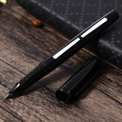 Yongsheng Exquisite Fountain Pen Writing ToolPen &amp; Pencils<br>Yongsheng Exquisite Fountain Pen Writing Tool<br><br>Available Color: Black,Blue,Gold,White<br>Package Contents: 1 x Yongsheng Fountain Pen<br>Package size (L x W x H): 14.70 x 2.00 x 2.00 cm / 5.79 x 0.79 x 0.79 inches<br>Package weight: 0.048 kg<br>Product size (L x W x H): 13.70 x 1.00 x 1.00 cm / 5.39 x 0.39 x 0.39 inches<br>Product weight: 0.027 kg