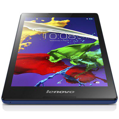 Lenovo TAB 2 A8-50 Tablet PCTablet PCs<br>Lenovo TAB 2 A8-50 Tablet PC<br><br>3.5mm Headphone Jack: Yes<br>AC adapter: 100-240V 5V 1.5A<br>Additional Features: Browser, Gravity Sensing System, MP3, Bluetooth, MP4, OTG, Wi-Fi, GPS<br>Back camera: 5.0MP<br>Battery / Run Time (up to): 6 hours video playing time<br>Battery Capacity(mAh): 3.8V/4290mAh<br>Bluetooth: Yes<br>Brand: Lenovo<br>Camera type: Dual cameras (one front one back)<br>Charger: 1<br>Core: Cortex-A7, Quad Core, 1.3GHz<br>CPU Brand: MTK<br>E-book format: PDF, TXT, Word<br>External Memory: TF card up to 32GB (not included)<br>Front camera: 2.0MP<br>G-sensor: Supported<br>Google Play Store: Supported<br>GPS: Yes<br>Languages: Chinese,English<br>MIC: Supported<br>Micro USB Slot: Yes<br>Music format: WMA, WAV, MP3<br>OS: Android 5.0<br>Package size: 24.80 x 15.50 x 6.50 cm / 9.76 x 6.1 x 2.56 inches<br>Package weight: 0.750 kg<br>Picture format: PNG, GIF, BMP, JPG, JPEG<br>Product size: 12.50 x 21.00 x 0.89 cm / 4.92 x 8.27 x 0.35 inches<br>Product weight: 0.360 kg<br>RAM: 1GB<br>ROM: 16GB<br>Screen resolution: 1280 x 800<br>Screen size: 8 inch<br>Screen type: Capacitive (5-Point), IPS<br>Skype: Supported<br>Speaker: Supported<br>Support Network: WiFi<br>Tablet PC: 1<br>TF card slot: Yes<br>Type: Tablet PC<br>Video format: MP4, AVI, 3GP<br>WIFI: 802.11b/g/n wireless internet<br>Youtube: Supported