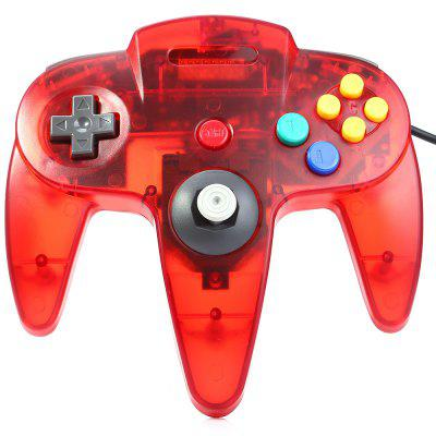 Long Handle Controller Game System for Nintendo 64 N64 Joypad