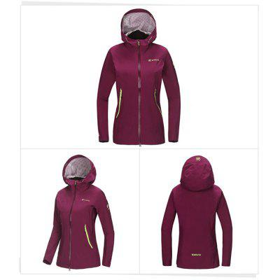 TOREAD Female Ultralight Outdoor Jackets Velcro Cuff