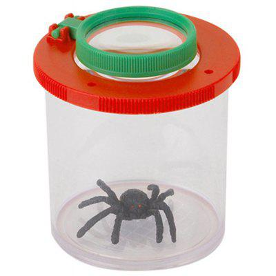 Cylinder Educational Toy Insect Observation Magnifier
