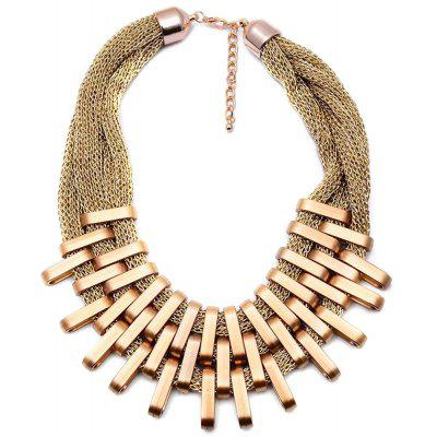 WQ030 Gold Plated Necklace