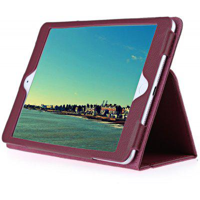 Lychee Lines Protective Case with Holder for iPad Mini 1 / 2 / 3