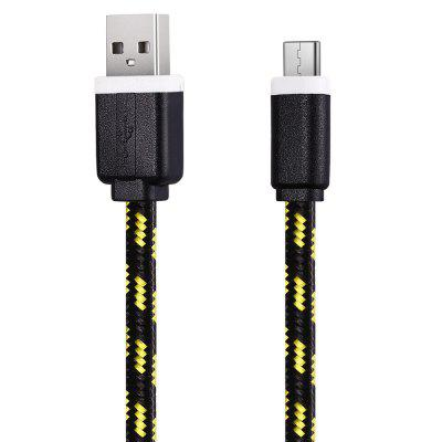 2M Tipo C USB 3.1 Cable de Sincronización de Dato