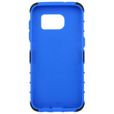 Tire Style PC TPU Back Cover Case with Stand for Samsung S7Samsung S Series<br>Tire Style PC TPU Back Cover Case with Stand for Samsung S7<br><br>Color: Black,Blue,Green,Orange,Purple,Red,White<br>Compatible for Samsung: Samsung Galaxy S7<br>Features: Anti-knock, Back Cover, Cases with Stand<br>For: Samsung Mobile Phone<br>Material: PC, TPU<br>Package Contents: 1 x Protective Case<br>Package size (L x W x H): 15.80 x 8.70 x 2.30 cm / 6.22 x 3.43 x 0.91 inches<br>Package weight: 0.067 KG<br>Product size (L x W x H): 14.80 x 7.70 x 1.30 cm / 5.83 x 3.03 x 0.51 inches<br>Product weight: 0.043KG<br>Style: Modern, Cool