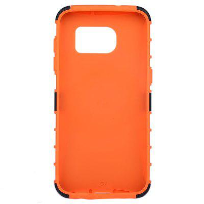 Tire Style PC TPU Back Cover Case with Stand for Samsung S7Tire Style PC TPU Back Cover Case with Stand for Samsung S7<br><br>Color: Black,Blue,Green,Orange,Purple,Red,White<br>Compatible for Samsung: Samsung Galaxy S7<br>Features: Anti-knock, Back Cover, Cases with Stand<br>For: Samsung Mobile Phone<br>Material: PC, TPU<br>Package Contents: 1 x Protective Case<br>Package size (L x W x H): 15.80 x 8.70 x 2.30 cm / 6.22 x 3.43 x 0.91 inches<br>Package weight: 0.067 KG<br>Product size (L x W x H): 14.80 x 7.70 x 1.30 cm / 5.83 x 3.03 x 0.51 inches<br>Product weight: 0.043KG<br>Style: Modern, Cool