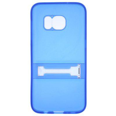 PC TPU Back Cover Case with Stand for Samsung S7 Anti-scratchSamsung S Series<br>PC TPU Back Cover Case with Stand for Samsung S7 Anti-scratch<br><br>Color: Black,Blue,Gray,Green,Pink,Purple,Red,Yellow<br>Compatible for Samsung: Samsung Galaxy S7<br>Features: Anti-knock, Back Cover, Cases with Stand<br>For: Samsung Mobile Phone<br>Material: PC, TPU<br>Package Contents: 1 x Protective Case<br>Package size (L x W x H): 15.50 x 8.40 x 2.00 cm / 6.1 x 3.31 x 0.79 inches<br>Package weight: 0.057 KG<br>Product size (L x W x H): 14.50 x 7.40 x 1.00 cm / 5.71 x 2.91 x 0.39 inches<br>Product weight: 0.027KG<br>Style: Modern, Cool