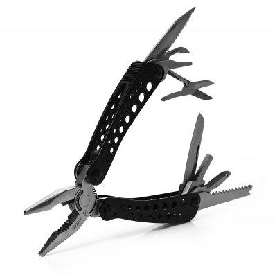 Ganzo G204 Useful Multi Tool Pliers 24 Tools in One for Outdoor Travel and Home use