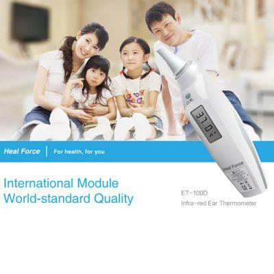 Heal Force ET-100D Electronic Home Digital Body Health Thermometer