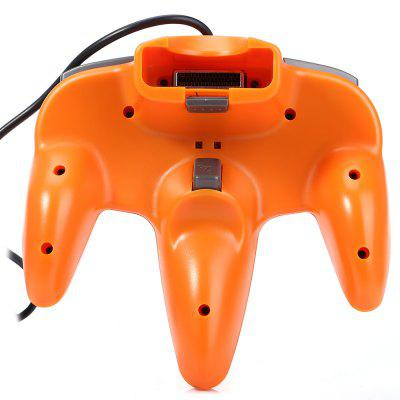 New Long Handle Controller Game System for Nintendo 64 N64 Joypad видеоигра софтклаб fallout new vegas honest hearts